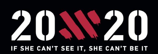 #ShowYourStripes for Women's Sport