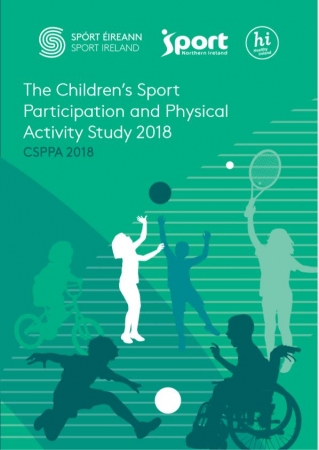 The first all-island Children's Sport Participation and Physical Activity Study published
