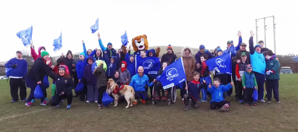 Leinster Rugby inclusive summer camp