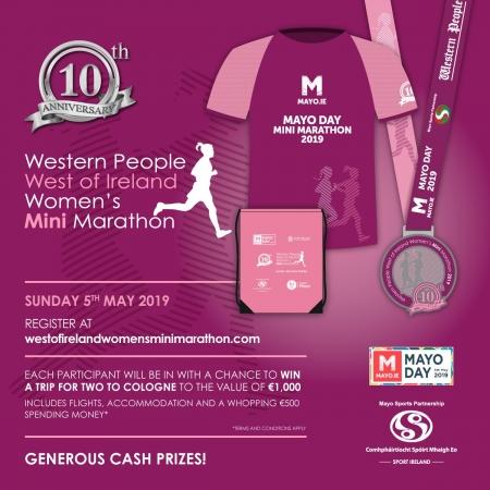 West of Ireland Women's Mini Marathon