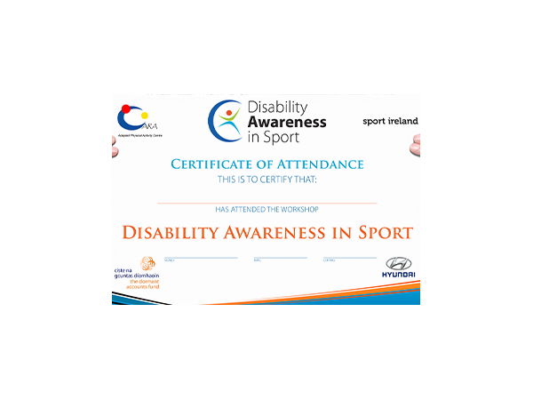 Disability Awareness & Inclusion Training