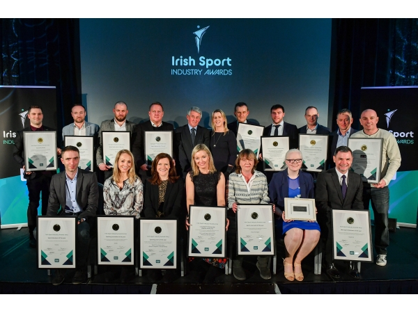 World Para-Swimming Allianz European Championships recognised as Sporting Event of the Year – Irish Sports Industry Awards