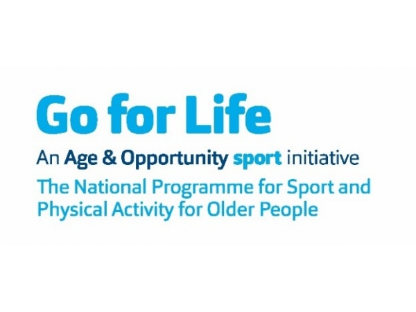 Age & Opportunity's Go for Life Grant Scheme now open for applications