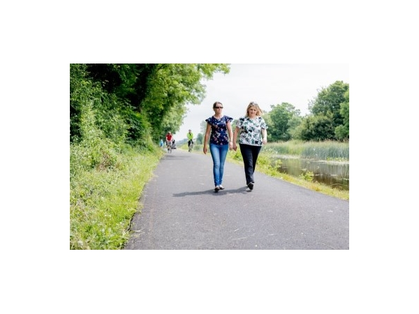 Offaly Greenway – €2.35 Million Funding Secured