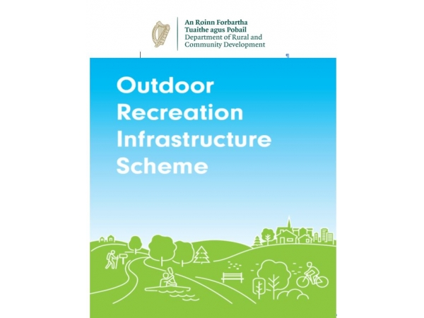 Five Offaly projects to be supported with €60,000 investment under Outdoor Recreation Infrastructure Scheme