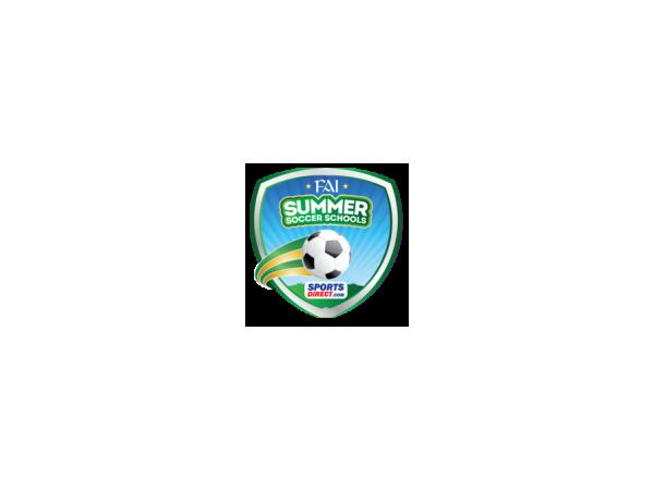 2019 Sports Direct FAI Summer Soccer Schools